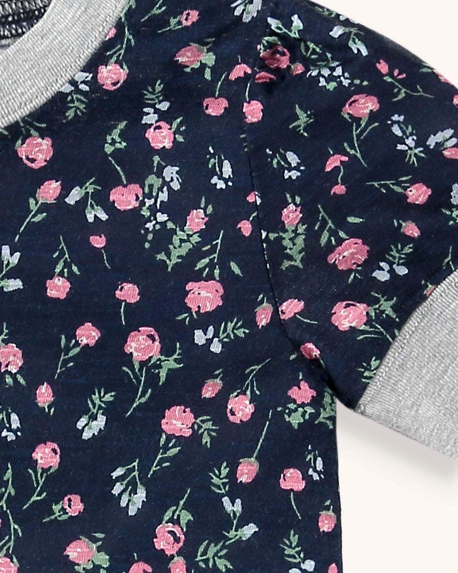 Floral Print Dress dress Splendid
