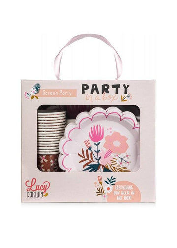 Garden Party Party in a Box Decor Lucy Darling