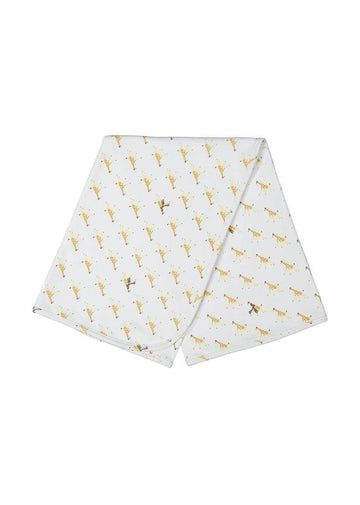 giraffe print receiving blanket Blanket Giggle