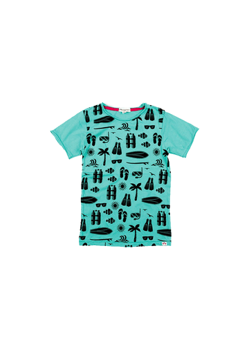 Sea Excursion Graphic Tee Tee Appaman