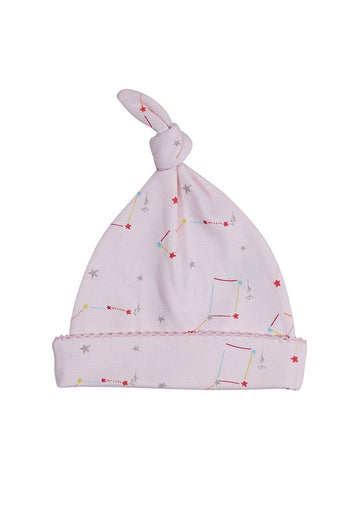 Pink Constellation Tossie Hat Hat Giggle