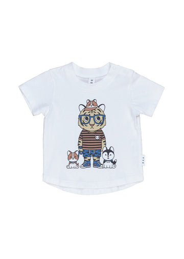 Puppy Pals T-shirt Top Huxbaby