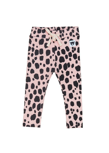 Ocelot Rib Leggings Pants Huxbaby