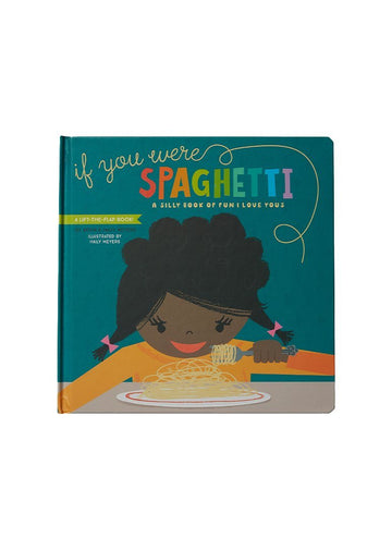 If You Were Spaghetti Book Lucy Darling