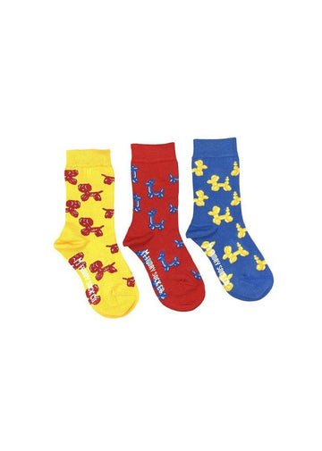 Balloon Animals Sock Set Accessory Friday Sock Co.