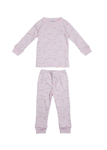 Pink Constellation Pajama Pajamas Giggle