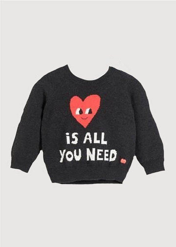 love is all you need sweater Sweater Bonnie Mob