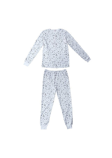 Night Sky Daddy Pajama Pajama Giggle