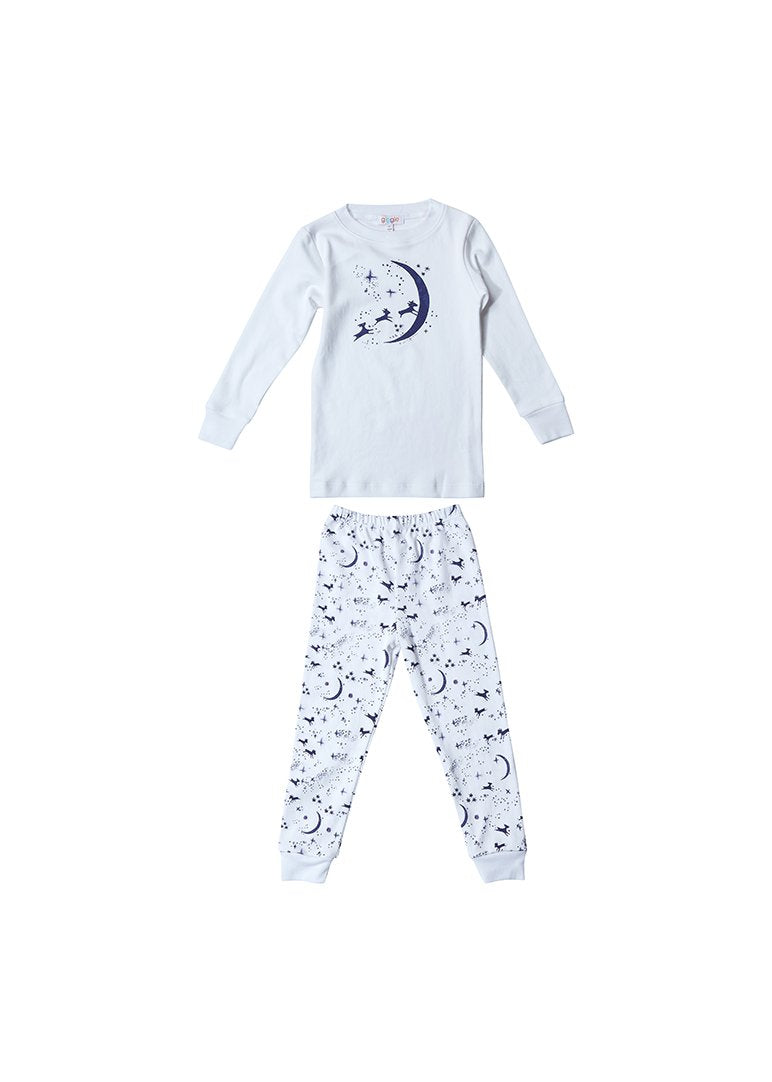 Night Sky Pajama Pajamas Giggle