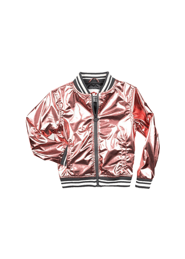 Rose Gold Bomber Jacket Outerwear Appaman