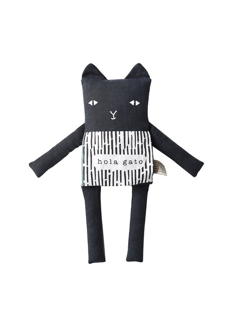 Organic Cat Flippy Friend - Spanish Edition Toy Wee Gallery