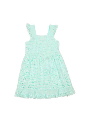 Melody Eyelet Dress Dress Egg New York