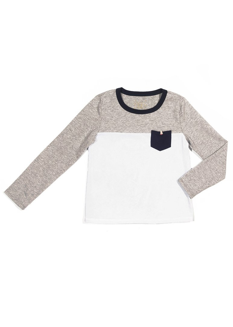 Bryon Tee - Grey Top Egg New York