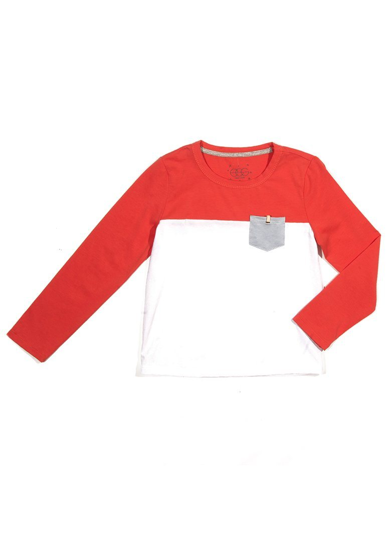 Bryon Tee - Red Top Egg New York