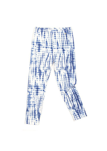 Alyssa Legging - Blue Print Pants Egg New York