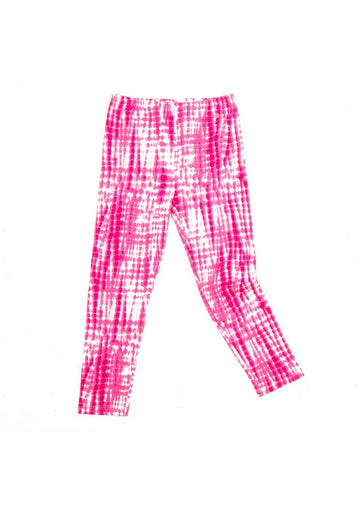 Alyssa Legging - Pink Print Pants Egg New York
