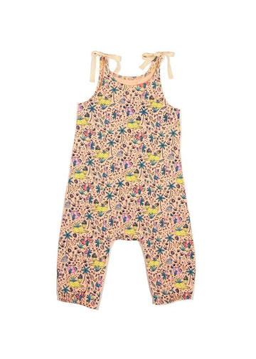 Kiki Romper Jumpsuit Egg New York