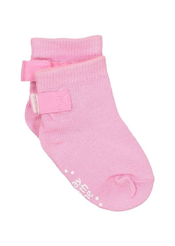 solid pink socks Socks Stay With Me Socks