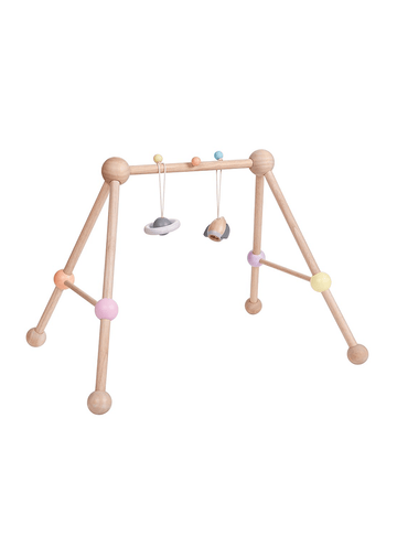 Wooden Play Gym Toy PlanToys