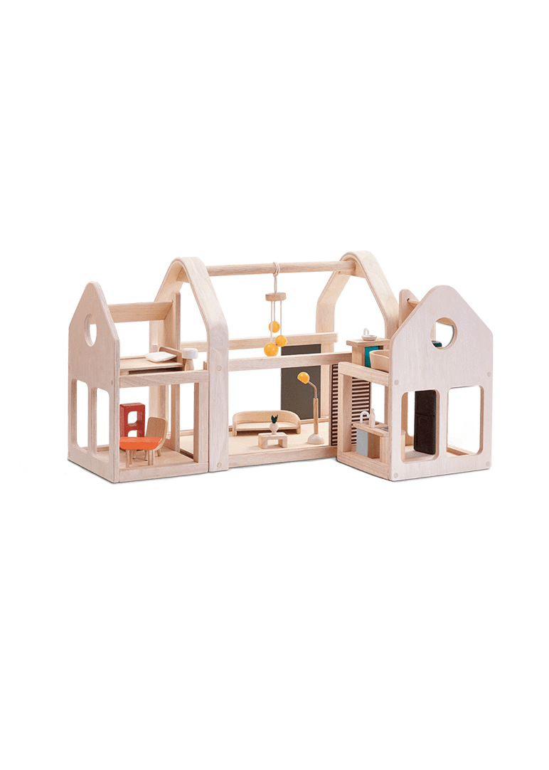 Modern Dollhouse Toy PlanToys