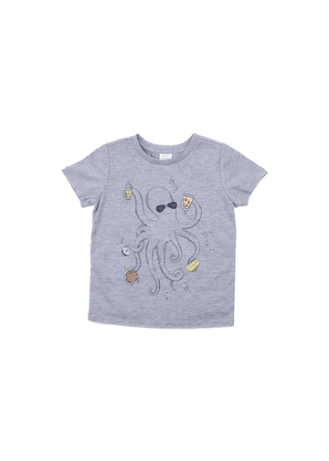 Damian Graphic Tee tee Egg by Susan Lazar