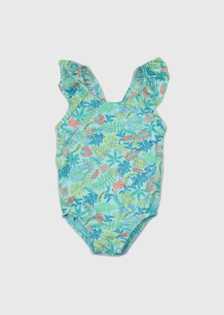 Emma One-piece Swim Egg by Susan Lazar