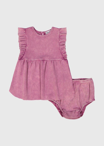 infant ribbed washed set Set Splendid