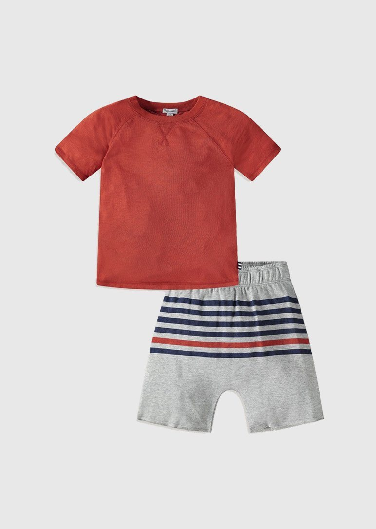 Stripe Short Set Set Splendid