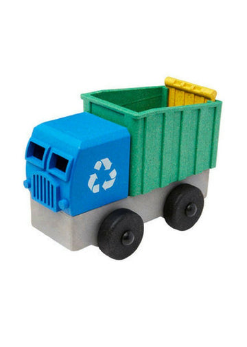 Recycling Truck Toy Luke's Toy Factory
