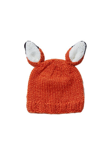 Rusty Fox Knit Hat Accessory The Blueberry Hill