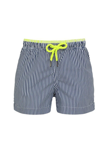 Stripe Swim Short Swim Sunuva