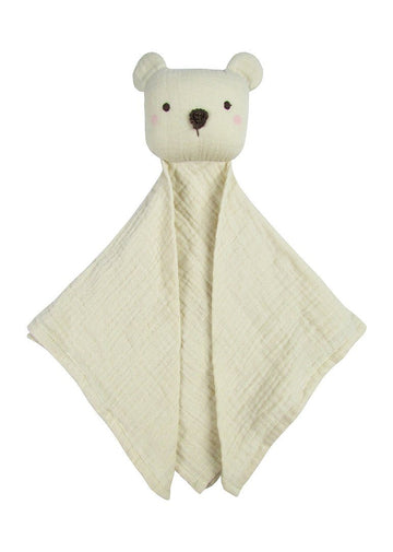 Bear Cotton Lovie Toy Albetta