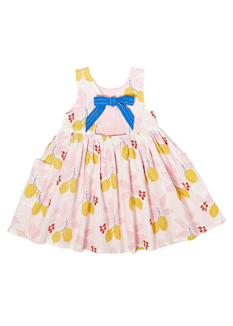 Alyssa Dress Dress PINK CHICKEN