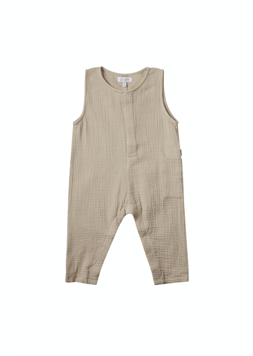 Miller Henley Jumpsuit - Wheat jumpsuit Giggle