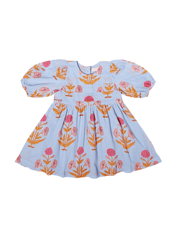 Evelyn Dress Dress PINK CHICKEN
