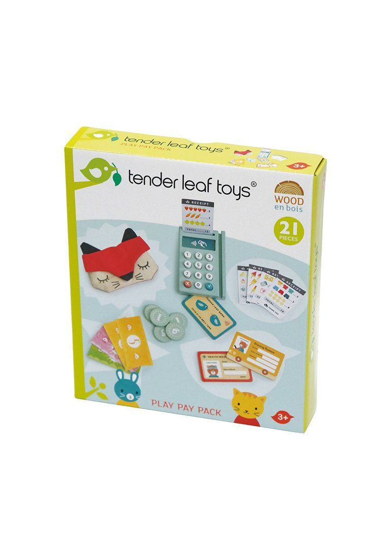 Play Pay Pack Toy Tender Leaf Toys