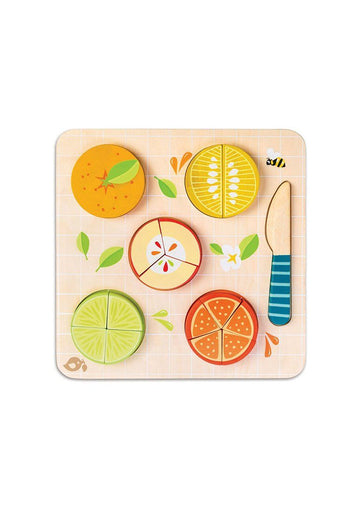 Citrus Fractions Toy Tender Leaf Toys