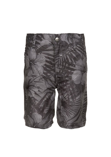Quick Dry Hybrid Shorts - Night Floral Shorts Appaman