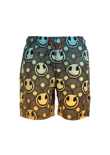 Mid Length Swim Trunks - Happy Tunes Swim Appaman