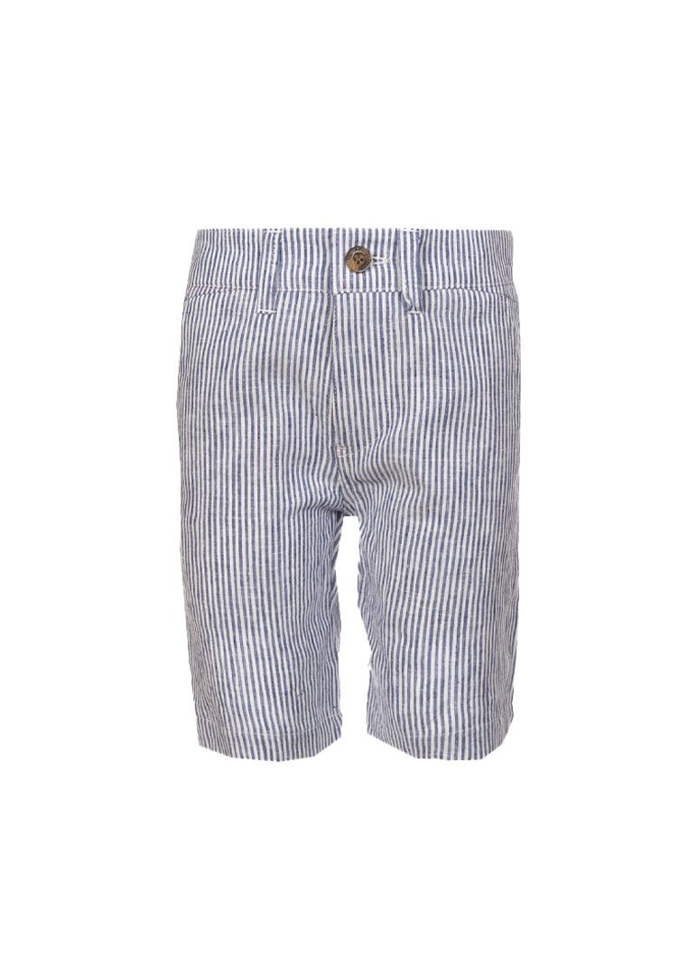 Trouser Short - Nautical Stripe Shorts Appaman