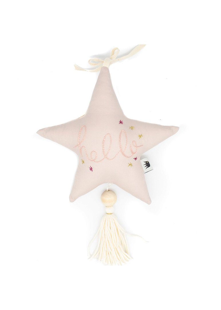 Hello Star Music Box - Pink Decor La Lovie