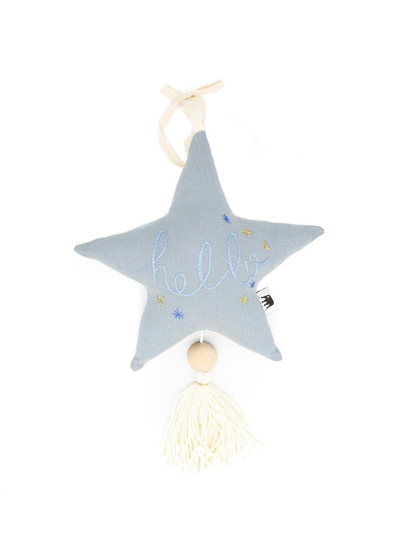 Hello Star Music Box - Blue Decor La Lovie