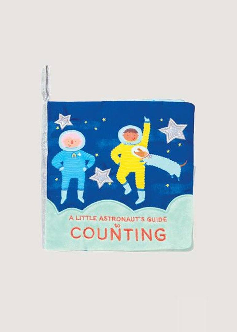 Soft Space Counting Book Book Manhattan Toy