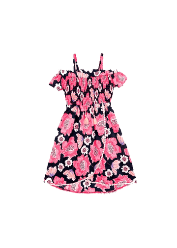 Tropical Flower Dress Dress Appaman
