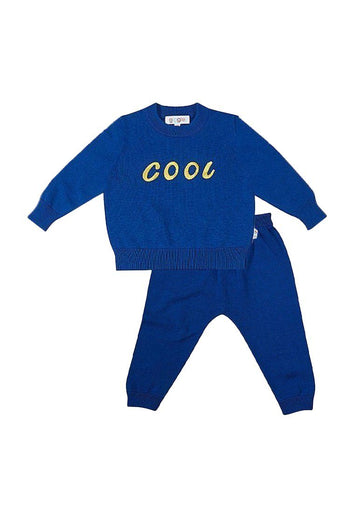 Parker Cotton Play Sets - Blue Set Giggle