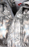 Silver Illusion Puffy Coat Outerwear Appaman