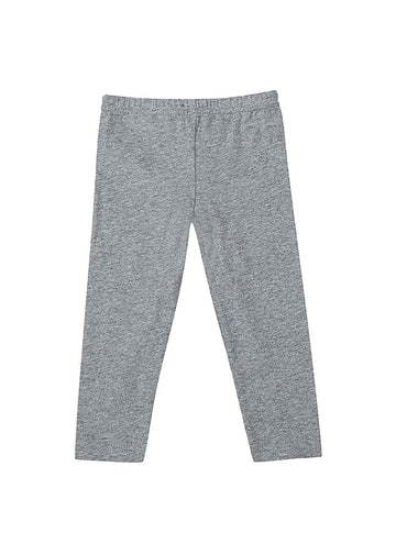 Poppy Crop Legging - Grey Bottom Giggle