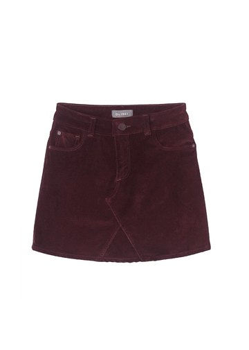 Jenny Toddler Skirt - Velour Bottom DL1961