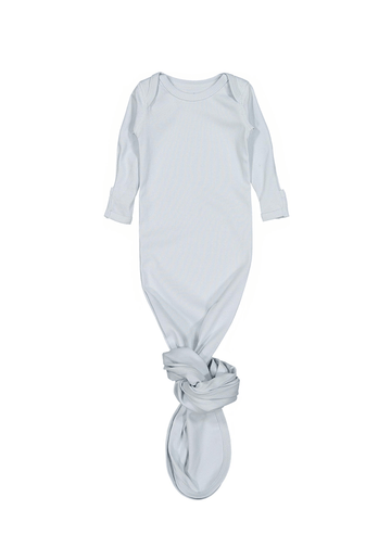 The Cotton Baby Gown - Blue Sky Layette Lovely Littles