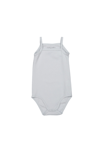 The Cotton Tank Onesie - Blue Sky Layette Lovely Littles